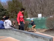 skateboard kids with 5 year old