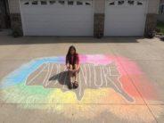 chalk party eva adventure
