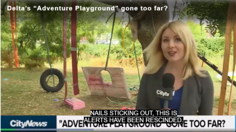 One Guy Objects to Adventure Playground and That's Enough to Prompt Scary TV News Story