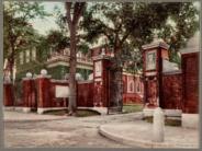 harvard gate vintage