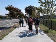 older kids walking to school