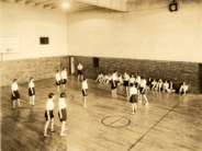 gym class use this sepia