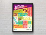 let them poster