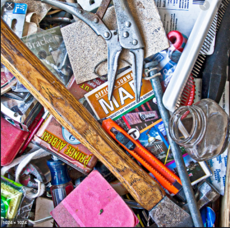 Now is The Time to Empty Your Junk Drawers