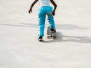 unsplash af am boy on skateboard