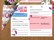 mothers day packet let grow