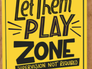 let them play zone poster