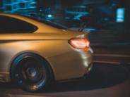 unsplash car at night