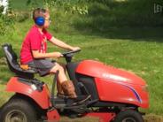 indep challenge mower