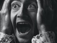 worried face like gene wilders unsplash Photo by Alexander Krivitskiy
